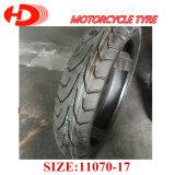 Marca de fábrica de goma de calidad superior asiática del neumático 110/90-17 Durugo de la motocicleta