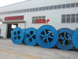 6.35/11kv Aluminum Conductor XLPE Insulated Steel Wire Armored Power Cable