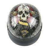Шлем самоката/мотоцикла/мотовелосипеда с сертификатом МНОГОТОЧИЯ (HF317)