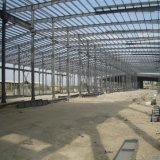 マルチスパンの鉄骨構造のグラスウールサンドイッチパネルの倉庫