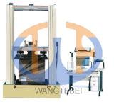 Empaquetage amortissant la machine de test matérielle de compactage