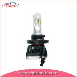 Phare blanc lumineux de la puce 2200 LM DEL de la couleur 6500k 8PCS DEL