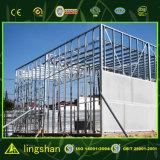 가벼운 Prefabricated 현대 강철 창고