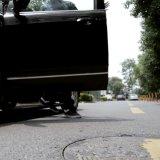 Etapa lateral elétrica acessória das peças de automóvel/placa Running