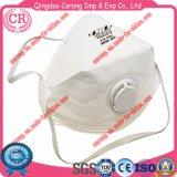 Filtre de carbone activé masque chirurgical avec / sans vanne