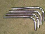 Las piezas de doblez del tubo del acero de China Staniless para el automóvil con quitan