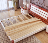 Camas modernas de la cama de madera sólida (M-X2229)