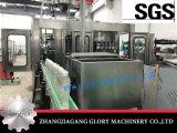 Linha completa de produção de garrafas de animais de estimação com o Capper de enchimento da lavadora