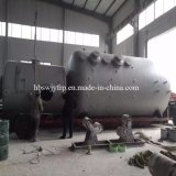 FRP GRP Depósito de almacenamiento de químicos de fibra de vidrio Tanque