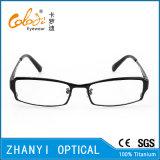 Monocolo di titanio Eyewear (A1108-EW) del blocco per grafici di vetro ottici del Pieno-Blocco per grafici di alta qualità