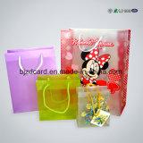 Plastic PVC Toy Gift Box de embalaje