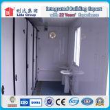 Toilette séparée de travail de chantier de construction