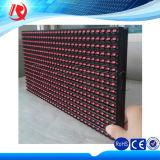 Módulo vermelho do diodo emissor de luz da tela de indicador P10 do diodo emissor de luz do painel de indicador do diodo emissor de luz da cor da microplaqueta da câmara de ar