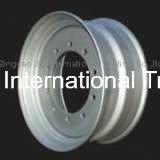 Cerchione d'acciaio senza camera d'aria del cerchione bus/del camion 19.5X14.00