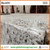 カウンタートップまたはタイルのためのブラジルBianco Antico (Aranの白)の花こう岩