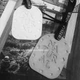 Белая вися глина камня ароматности Scented (AM-82)