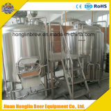Equipamento personalizado da cervejaria da cerveja com o fermentador cónico completo do cone para a venda