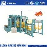 Qt4-15 Concreet Blok die Machine/Concrete het Maken van de Baksteen van de Betonmolen Machine maken