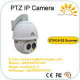 Scanner Dual Sensor PTZ Thermal Camera Infrared Support Onvif sans fil