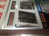 Niedriges schiebendes Fenster des Preis-UPVC (ZY273)