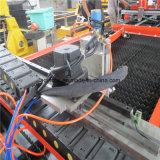 Machine de découpage de tube de plasma de commande numérique par ordinateur, machine de plasma de commande numérique par ordinateur