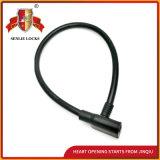Duradera de seguridad antirrobo de acero del cable