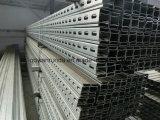 Kalter gebildeter galvanisierter c-Stahl