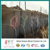Hesco Bastion für Verkauf/geschweißte Militaty Sand-Wand Hesco Sperre