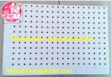 Panneau de plafond perforé de panneau de mur d'écran antibruit de plafond de décoration