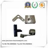 鋼鉄精密CNCのフライス盤の部品/自動機械装置の予備の機械化の部品