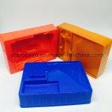 Kasten-Plastikseifen-Tellersegment des PlastikPVC/PP/Pet faltendes