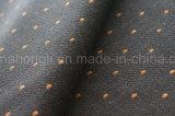 Tessuto del jacquard di T/R tinto filato, 65%Polyester 32%Rayon 3%Spandex