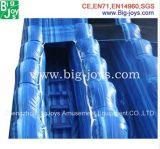 膨脹可能ぬらしなさいスライド販売(DJWSMD8000010)のための商業膨脹可能な水スライドを