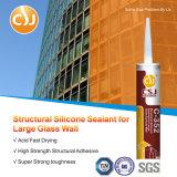 ガラスまたはアルミニウムのカーテン・ウォールエンジニアまたはシーリングのための構造密封剤