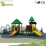 Campo de jogos ao ar livre comercial para miúdos