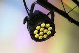 Rasha 12*18W 6in1 Rgbaw紫外線防水LEDの同価ライト屋外LED洗濯機の段階ライト
