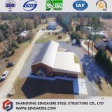 La qualité a garanti la construction en acier de construction conçue en Chine