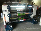 Máquina que raja de alta velocidad de la película plástica Qd-900