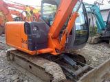 Mini excavatrice utilisée Zx70 de Hitachi avec du ce