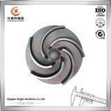鋳造物鋼鉄投資鋳造のインペラー
