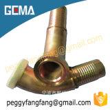 45 la pipe hydraulique de bride de la bride 6000psi du degré SAE bride (87641)