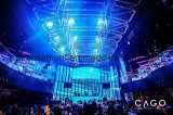 Anhebendes Aluminium-drehendes Disco DJ-Stadium (YZ-P1004)