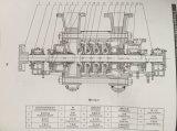 De Pomp van Multistagel van de Watervoorziening van de Boiler van de Druk van de Reeks van CG