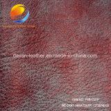 Qualitäts-Kleid-Gewebe des PU-Chemiefasergewebe-Leders