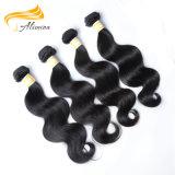 Onda do corpo de todo o cabelo brasileiro e peruano barato do Virgin dos comprimentos