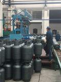 Machine de test hydrostatique pour le cylindre de gaz de LPG réparant la ligne