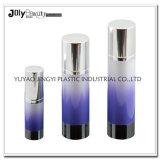 Il modo 50ml di alta qualità svuota il vaso crema di plastica acrilico dell'oro