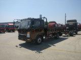 6 عجلات [هووو] شاحنة مصغّرة مع [دروبسد]