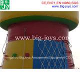판매를 위한 9.8mh Ginflatable 상승 벽 스포츠 Ame