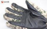 перчатка напольного спорта камуфлирования управлением 3 уровней Heated